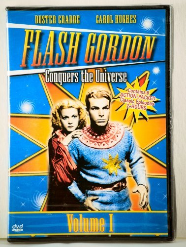 Flash Gordon Conquers The Universe, Vol. 1 (Deane Clarks compare prices)