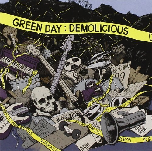 Demolicious by GREEN DAY (2014-08-21)