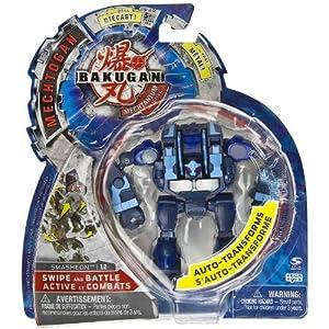 Smasheon (Blue) : Mechtogan Bakugan Mechtanium Surge -