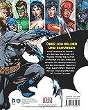 Image de DC Comics Das große Superhelden-Lexikon: Über 200 Helden und Schurken