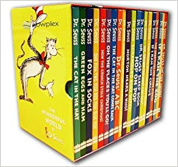 Wonderful World of Seuss {Weekend Links} from HowToHomeschoolMyChild.com