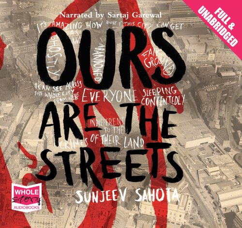 Ours Are the Streets (Unabridged Audiobook)
