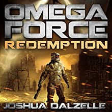 Redemption: Omega Force 7 (       UNABRIDGED) by Joshua Dalzelle Narrated by Paul Heitsch
