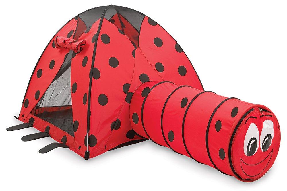 Pacific Spielen Zelte 20420 Marienk-fer-Spiel-Zelt und Tunnel Combination bestellen