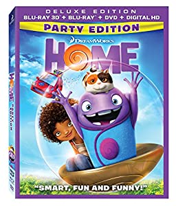 Home [3D Blu-ray] from 20TH CENTURY FOX