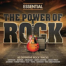 Essential Rock - Definitive Rock Classics And Power Ballads [Clean]