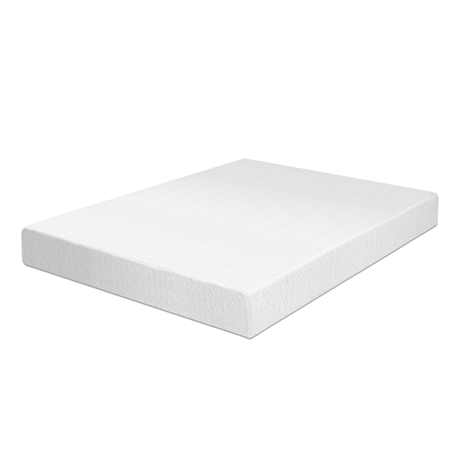 Best price mattress 8 inch memory foam mattress twin for Best foam mattress