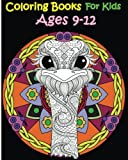 img - for Coloring Books For Kids Ages 9-12: Inspire Creativity, Reduce Stress, and Bring Balance book / textbook / text book