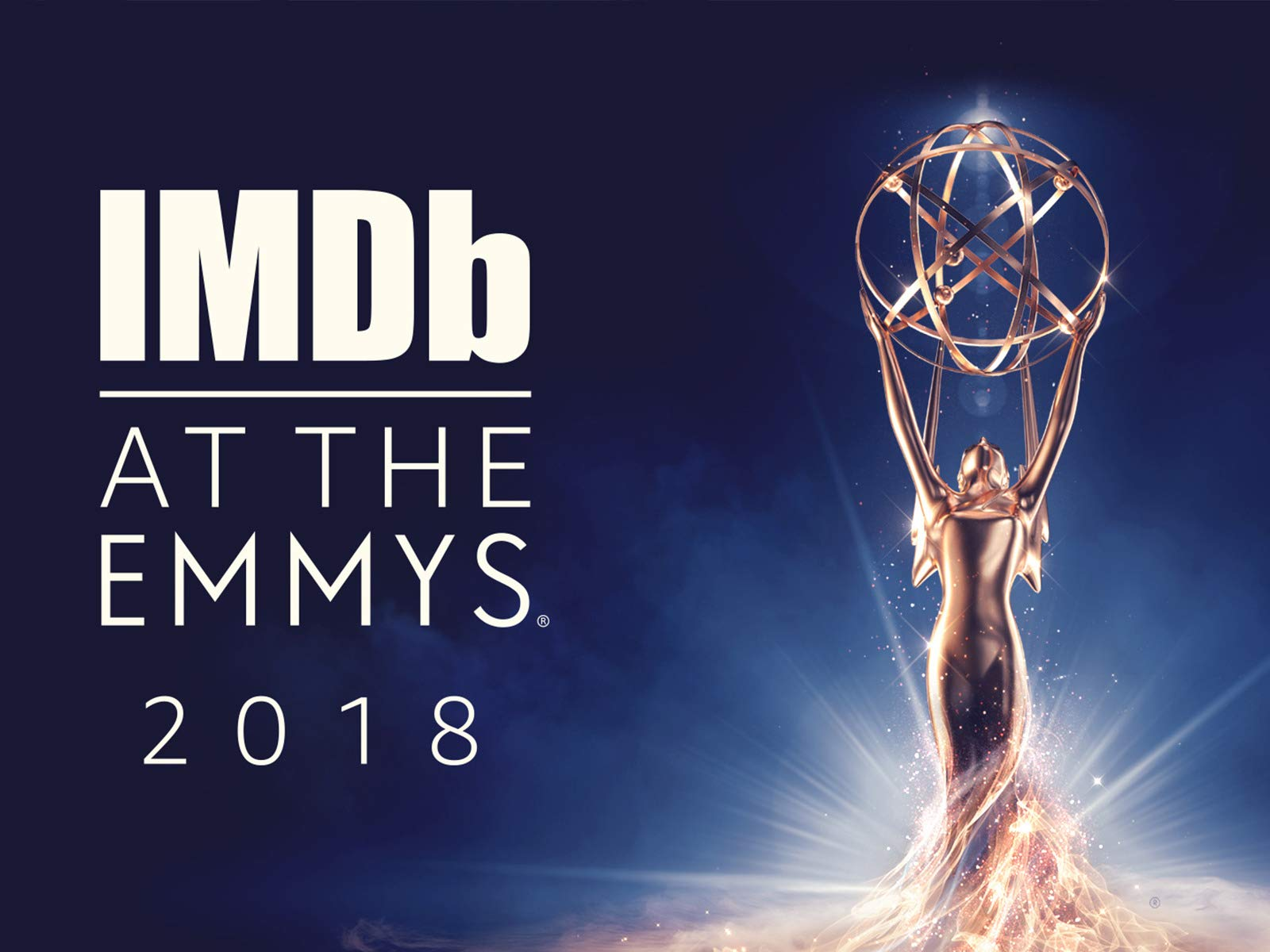 IMDb at the Emmys 2018 - Season 1