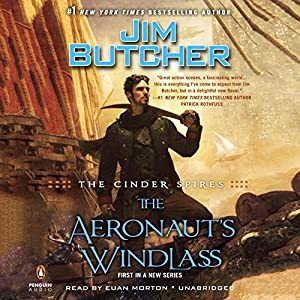 The Aeronauts Windlass by Jim Butcher