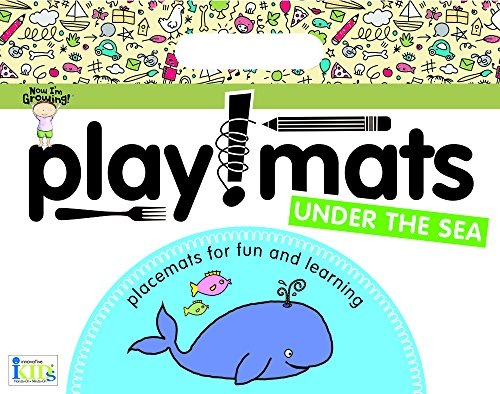 Innovative Kids Now I'm Growing! Playmats: Under the Sea Novelty