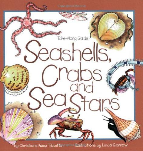 Seashells, Crabs & Sea Stars (Take Along Guides)