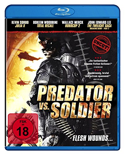 Predator vs. Soldier [Blu-ray]