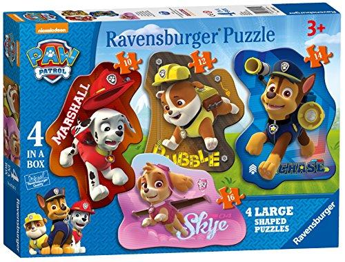 Paw Patrol - Puzzle de suelo, 24 piezas (Ravensburger 07032 9)