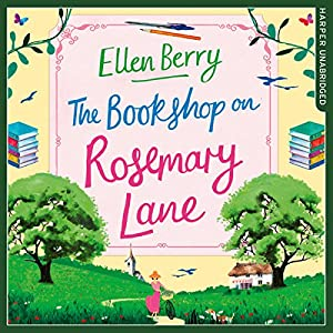 The Bookshop on Rosemary Lane Audiobook