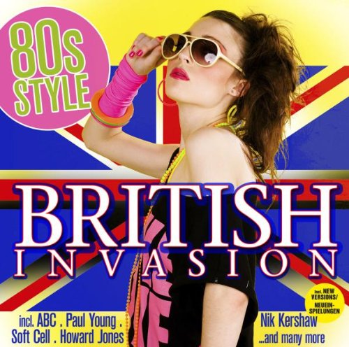 British Invasion - 80s Style