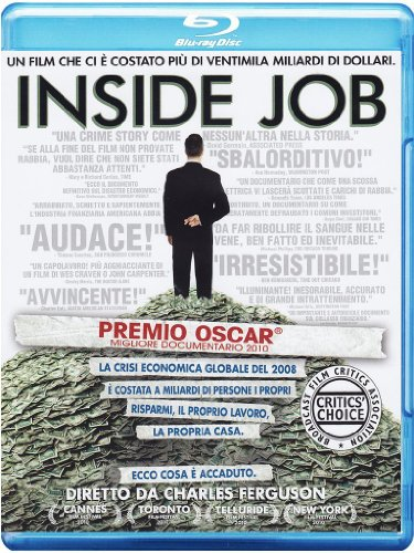 inside job (blu-ray) blu_ray Italian Import (Italian Job Blu compare prices)