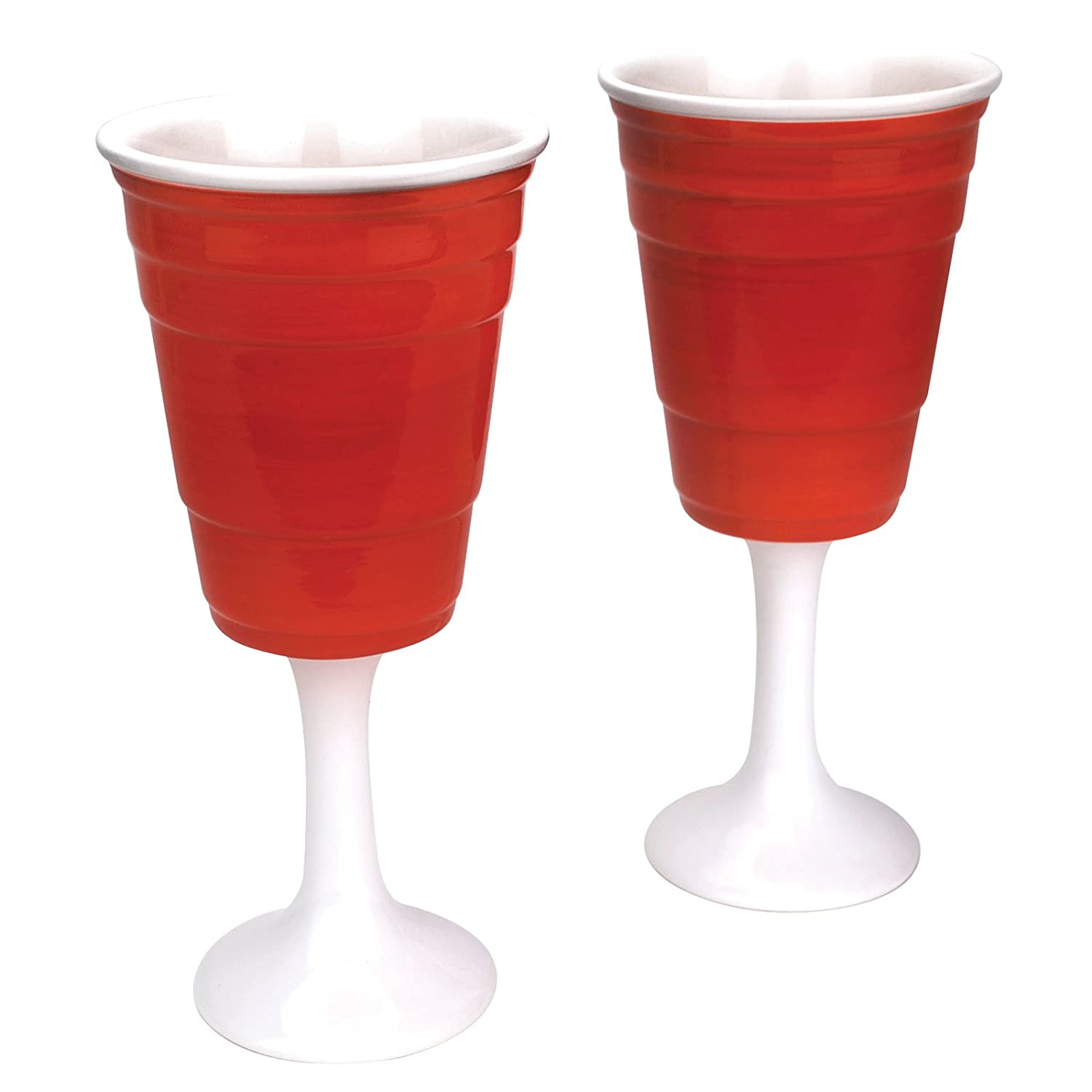 The Best Wine Gifts Red Solo Cup Wine Glasses