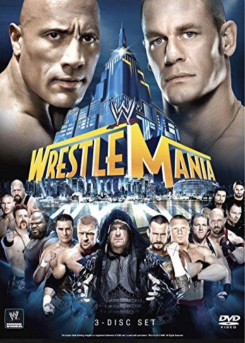 WWE: WrestleMania XXIX (Wwe Box Set compare prices)