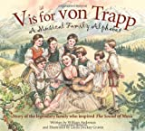 img - for V is for Von Trapp: A Musical Family Alphabet book / textbook / text book