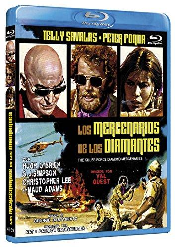 Los Mercenarios De Los Diamantes BD 1976 Killer Force