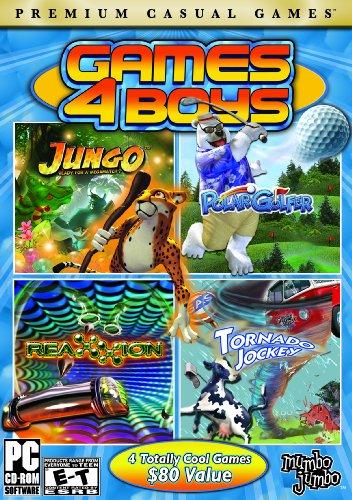 Games 4 Boys - PC - 1