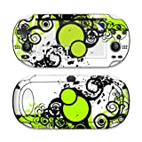 Simply Green Design Protective Decal Skin Sticker (High Gloss Coating) for Sony Playstation PS Vita Handheld
