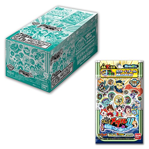 妖怪ウォッチ 妖怪メダルU stage3 ~新章発見!ジャポンの国からコンニチワ!~(BOX)