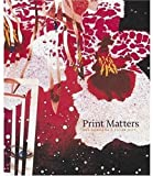 Print Matters: The Kenneth E. Tyler Gift (185437558X) by Rainbird, Sean
