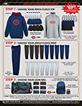 Anaconda Sports® Atech Fleece Team Package (Call 1-800-234-2775 to order)