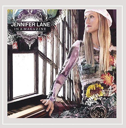 Jennifer Lane - In a Magazine
