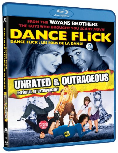 Dance Flick (Unrated Edition) [Blu-ray]