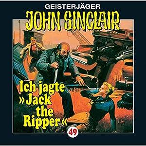 Ich jagte Jack the Ripper (John Sinclair 49) Hörspiel