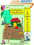 Ed Elephant & the Red Hen-Level 1 Pho...