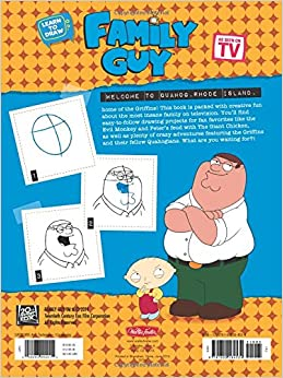 how to draw family guy characters
