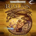 The Best of the Realms: A Forgotten Realms Anthology Audiobook by R. A. Salvatore, Ed Greenwood, Troy Denning, Christie Golden, Elaine Cunningham Narrated by Liza Ross