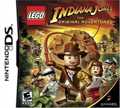 61rat7515 L Buy  Lego Indiana Jones: The Original Adventures