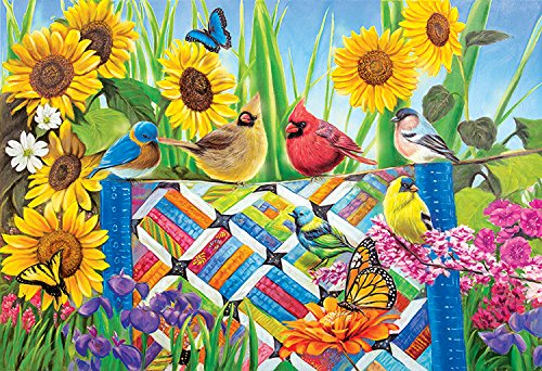 The Quilting Bee a Jigsaw Puzzle
