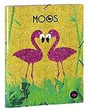 Moos - Carpeta, diseño Flamingo (Safta 511423068)