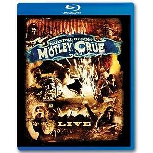 Motley Crue: Carnival of Sins Live [Blu-ray]