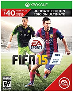 FIFA 15 (Ultimate Edition) - Xbox One by Electronic Arts