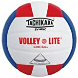 Tachikara Volley-Lite Red, White & Blue