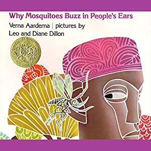 Why Mosquitoes Buzz In People's Ears Audiobook