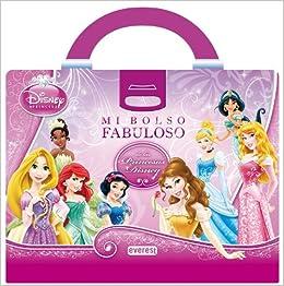 Mi fabuloso bolso de Princesas Disney: 9788444169910: Amazon.com