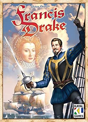Francis Drake Game from Eagle Games (Toys)