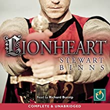 Lionheart Audiobook by Stewart Binns Narrated by Richard Burnip