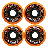LABEDA WHEELS Inline Roller Hockey GRIPPER ASPHALT 76mm