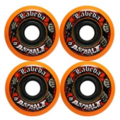 LABEDA WHEELS Inline Roller Hockey GRIPPER ASPHALT 76mm by Labeda