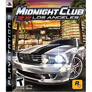 61rc5FR67zL. AA300  Download Midnight Club: Los Angeles 2008   PS3