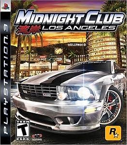 Midnight Club: Los Angeles - Playstation 3